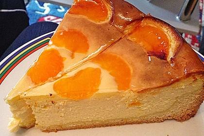 Käsekuchen mit Mandarinchen 11