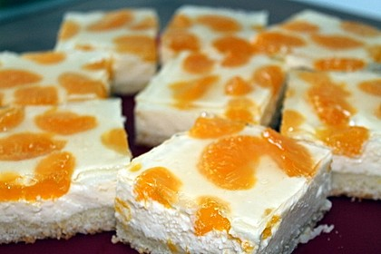 Käsekuchen mit Mandarinchen 1