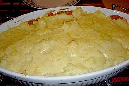 Geschnetzeltes mit Kartoffelbrei überbacken 9