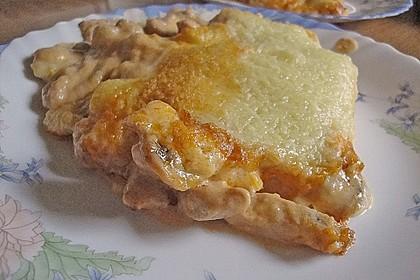 Geschnetzeltes mit Kartoffelbrei überbacken 2
