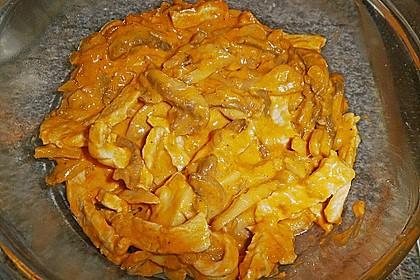 Geschnetzeltes mit Kartoffelbrei überbacken 5