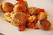 Griechisches Bauernfrühstück