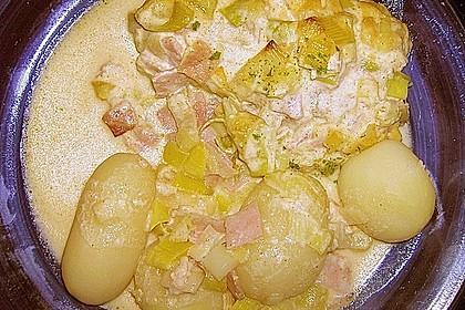 Creme fraiche - Schnitzel 22