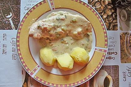 Creme fraiche - Schnitzel 13