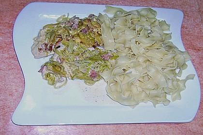 Creme fraiche - Schnitzel 9