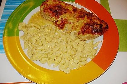 Creme fraiche - Schnitzel 6