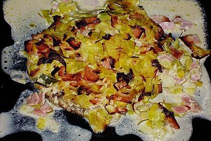 Creme fraiche - Schnitzel 18