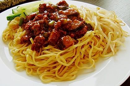 Chinesisches Nudelgericht 1