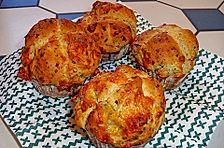 Italienische Brötchen - Muffins
