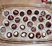 Schokoladen - Kokos - Pralinen (Bild)