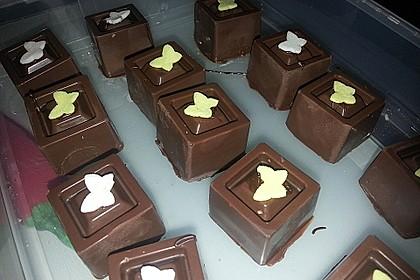 Schokoladen - Kokos - Pralinen