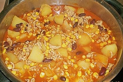 Kartoffeln auf mexikanische Art 45