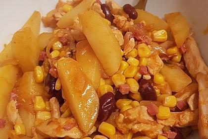 Kartoffeln auf mexikanische Art 26