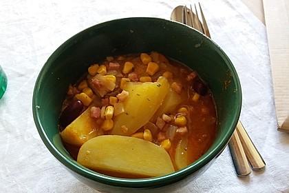 Kartoffeln auf mexikanische Art 27