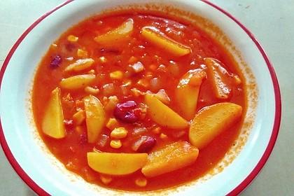 Kartoffeln auf mexikanische Art 29