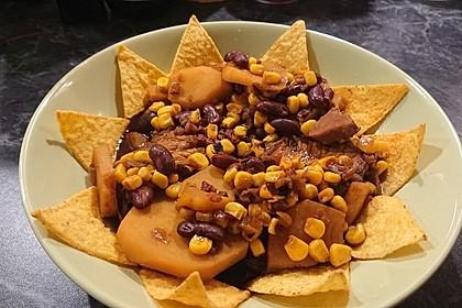 Kartoffeln auf mexikanische Art 2