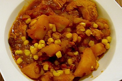 Kartoffeln auf mexikanische Art 41