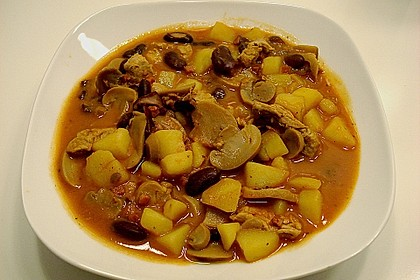 Kartoffeln auf mexikanische Art 17