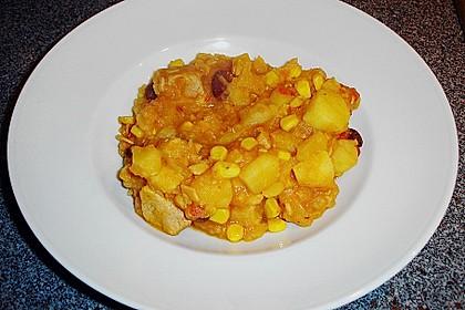 Kartoffeln auf mexikanische Art 35
