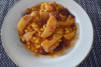 Kartoffeln auf mexikanische Art 22