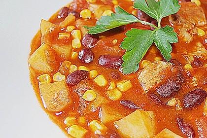 Kartoffeln auf mexikanische Art 3