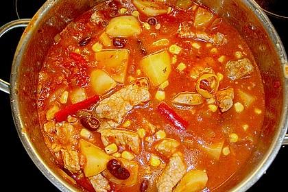 Kartoffeln auf mexikanische Art 32