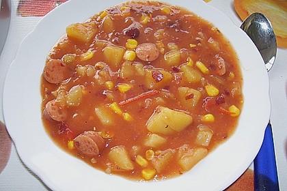 Kartoffeln auf mexikanische Art 14
