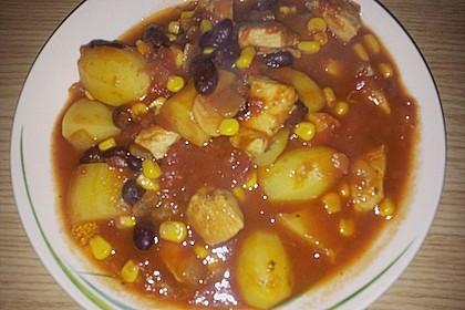 Kartoffeln auf mexikanische Art 39