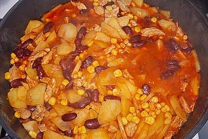 Kartoffeln auf mexikanische Art 42