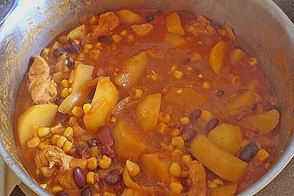 Kartoffeln auf mexikanische Art 34