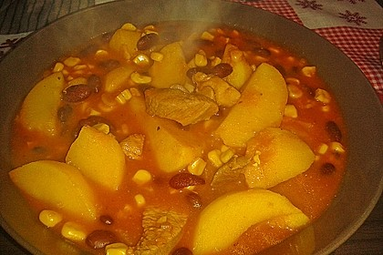 Kartoffeln auf mexikanische Art 37