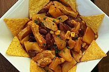 Kartoffeln mexikanische Art