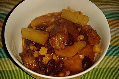 Kartoffeln auf mexikanische Art 23
