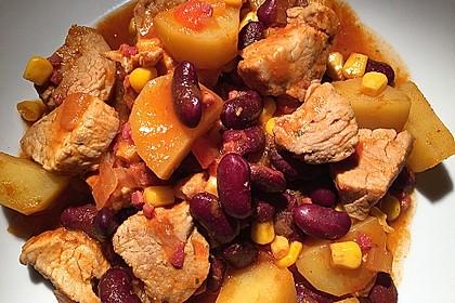 Kartoffeln auf mexikanische Art 9