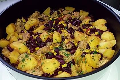 Kartoffeln auf mexikanische Art 12