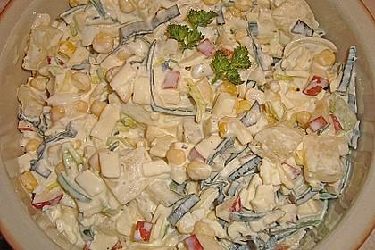 Apfel - Porree - Salat 14
