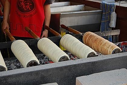 Kürtöskalacs, Ungarischer Baumkuchen 5