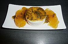 Pietras Ziegenkäse in Rosmarin - Orangen - Honig