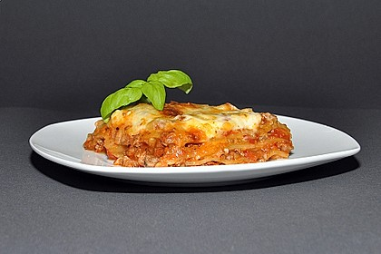 Lasagne 10