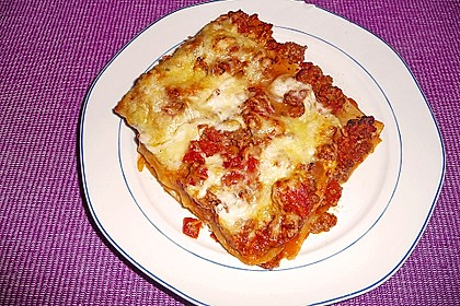 Lasagne 62