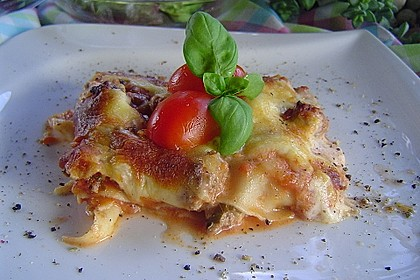 Lasagne 9