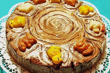 Orangen - Mandel - Torte 1