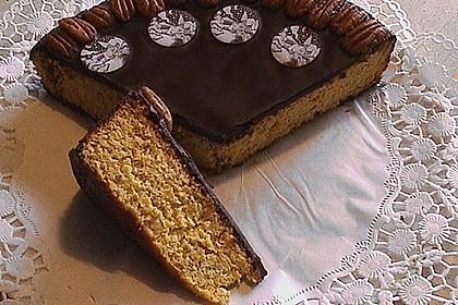 Orangen - Mandel - Torte 2