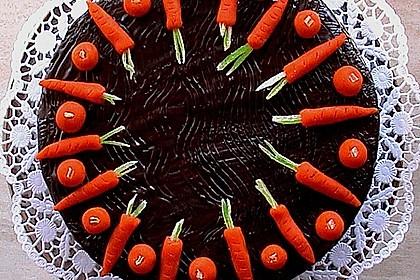 Orangen - Mandel - Torte 5