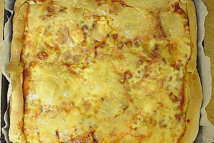 Superknuspriger Pizzateig 17