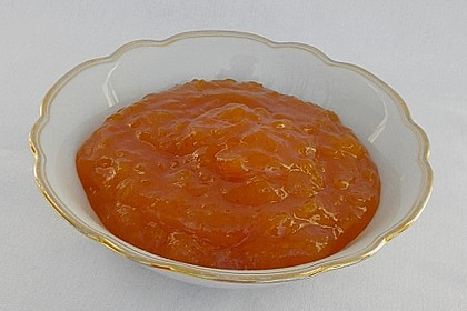 Kürbis - Apfel - Marmelade 1