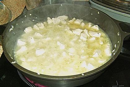 Lamm - Bulgur mit Rosinen - Zwiebeln 10