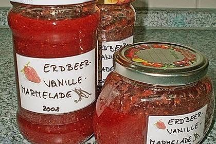 Vanille - Erdbeer - Marmelade 49
