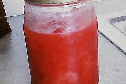 Vanille - Erdbeer - Marmelade 56