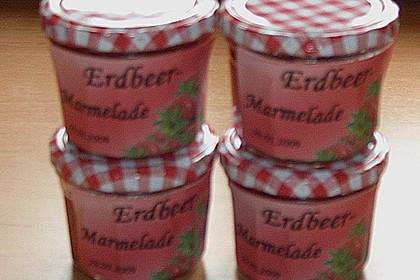Vanille - Erdbeer - Marmelade 42